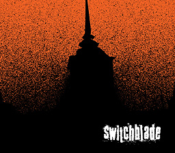 SWITCHBLADE - s/t 2003 CD Digipack USA-version