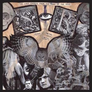 "SONIC RITUAL - ""The Last Exodus..."" 7"" (BLACK vinyl)"