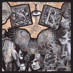 "SONIC RITUAL - ""The Last Exodus..."" 7"" (GUL vinyl)"